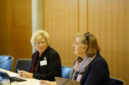2 - Introducing the dialogue by Deborah Vorhies